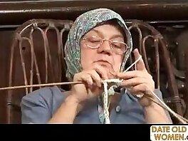 big cock-cock-glasses-grandma
