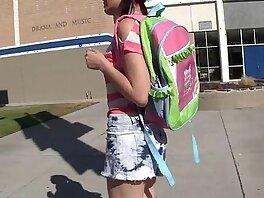emo-high school-teacher-wank