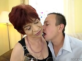 dick-enjoying-granny-old and young